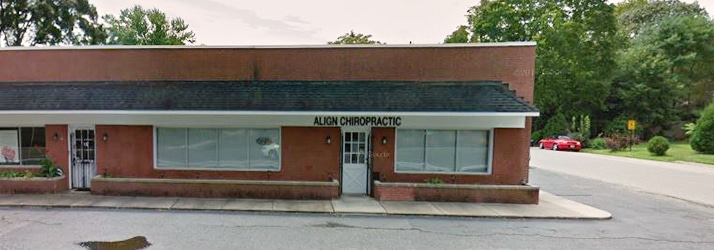 Chiropractic Point Pleasant NJ Office Building